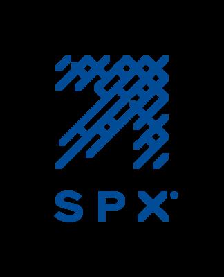 SPX Logo Vertical