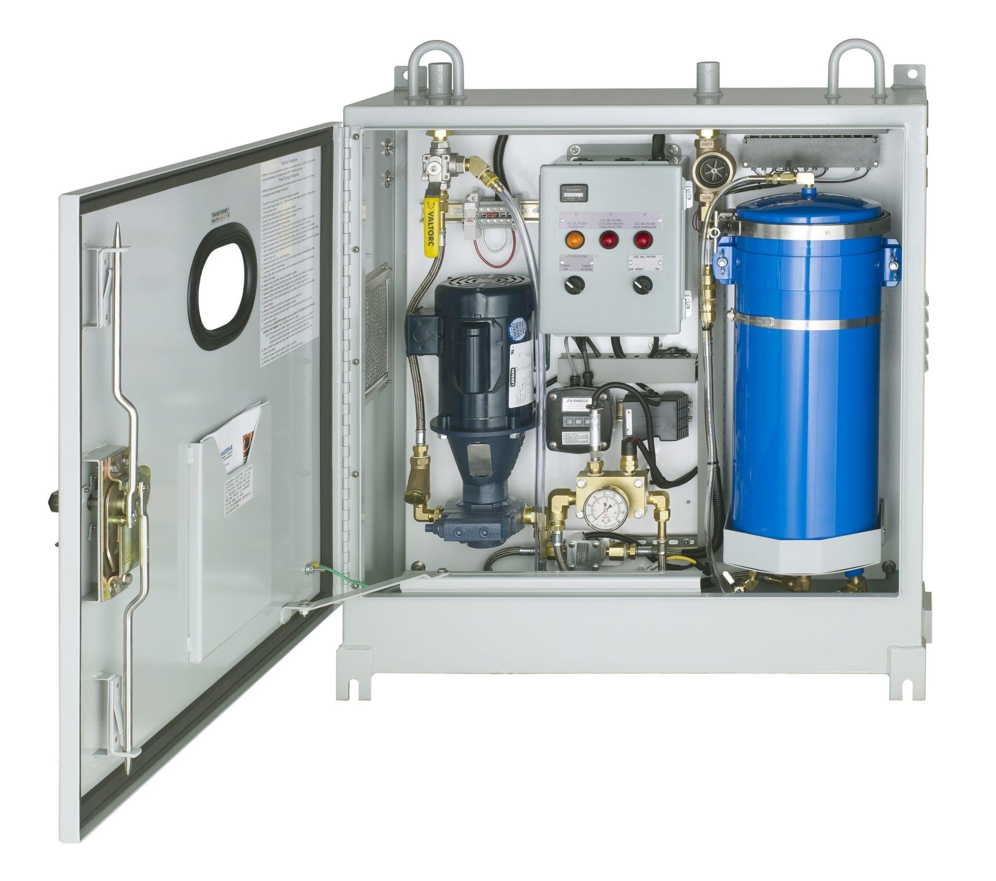 LTC Oil Filtration Systems   SPX Transformer Solutions, Inc