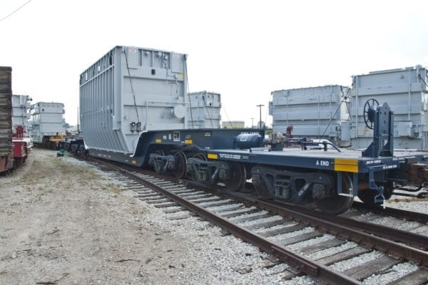 POWER TRANSFORMER SHIPPING & INSTALLATION