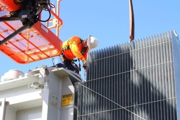 Power Transformer Repairs