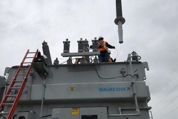 Power Transformer Installation