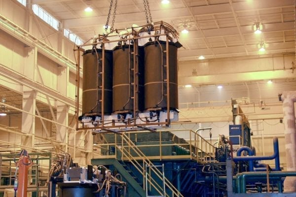 Transformer Vapor Phase