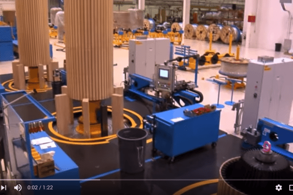 SPX Transformer work floor
