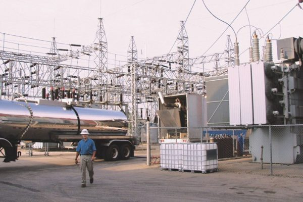 ​POWER TRANSFORMER OIL PROCESSING