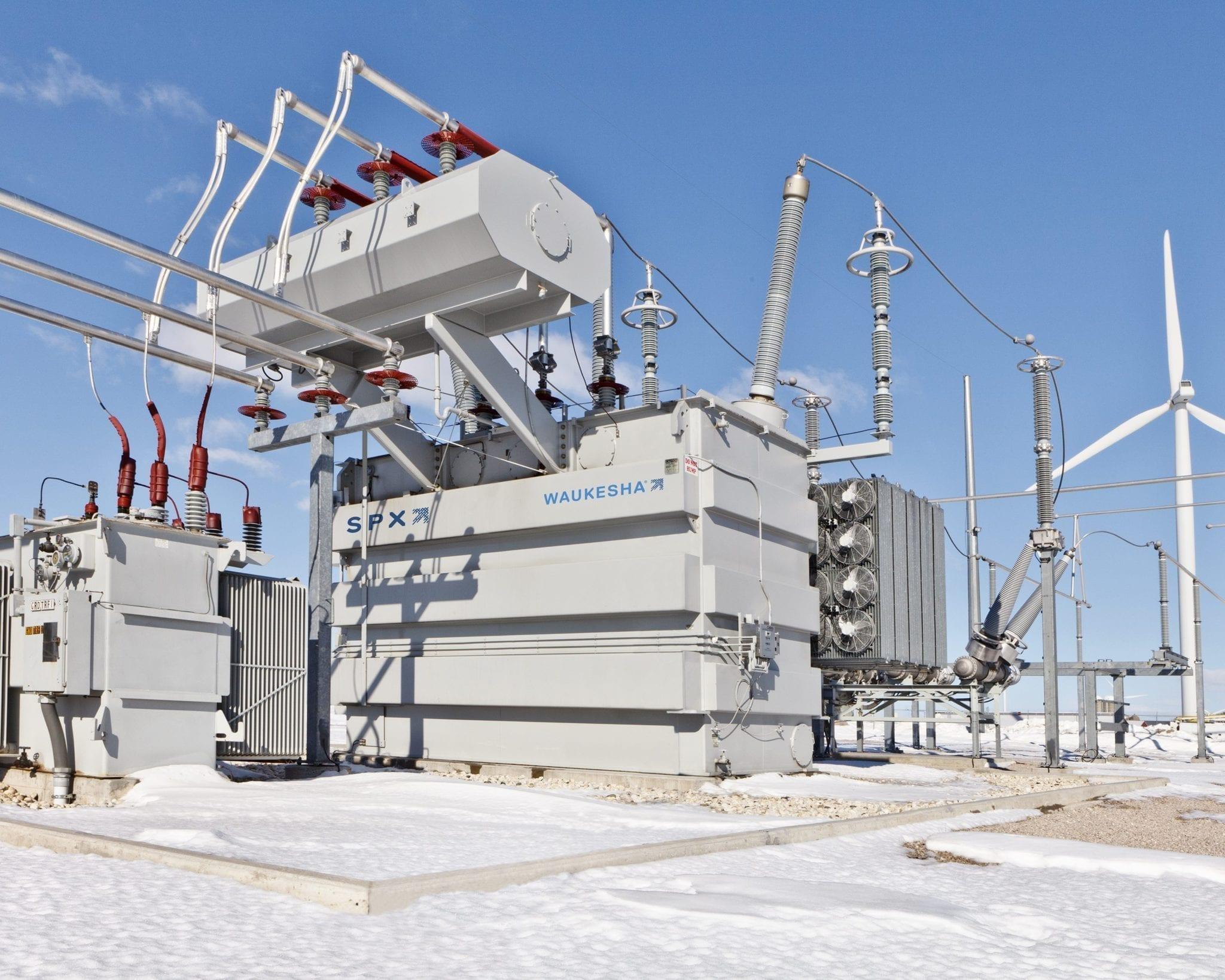 Power Transformers | Industrial Power Transformers | SPX