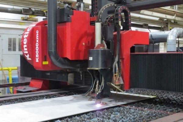 Transformer Tank Fabrication & Insulation