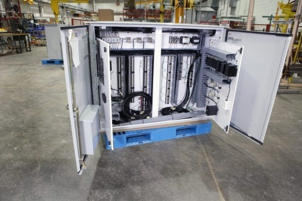 ELECTRICAL TRANSFORMER CONTROL BOXES