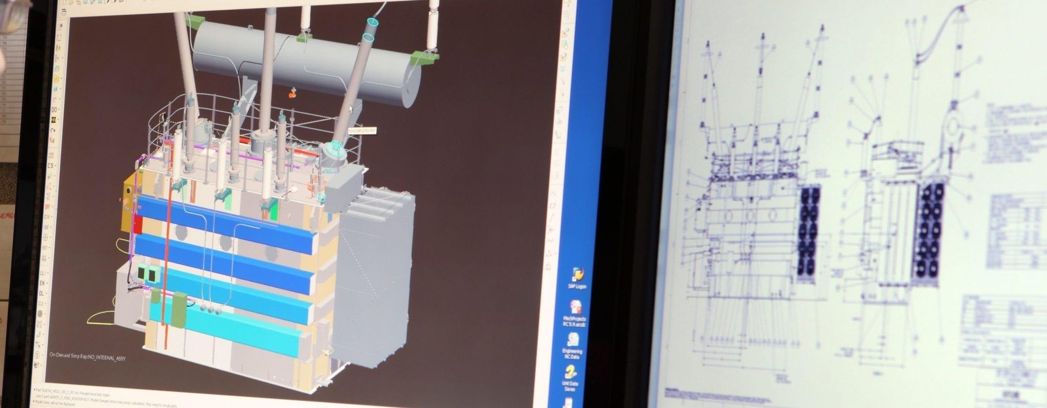 Power Transformer Design | Electrical Transformer Design