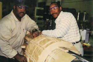 Rudy King at SPX Factory