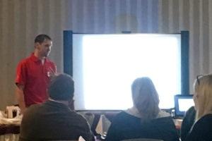 Bill Weidner's Safety Talk Wins 1st Place