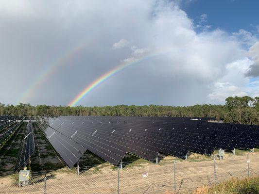 52MWac solar facility